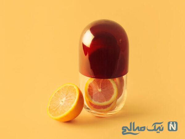 فواید ویتامین سی