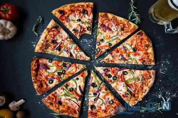 همه چیز درباره پیتزا این فست فود خوشمزه