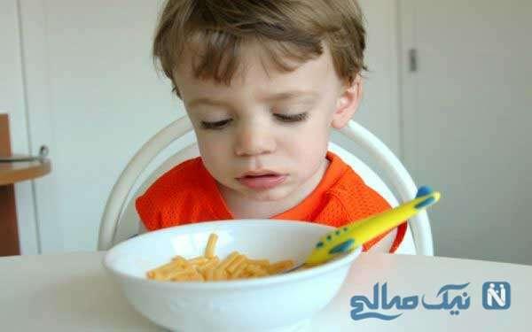 نکات مهم رفتاری در تغذیه کودک