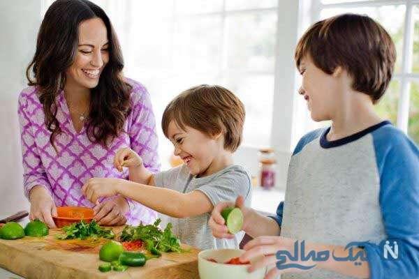 غذاهای مورد علاقه کودکان