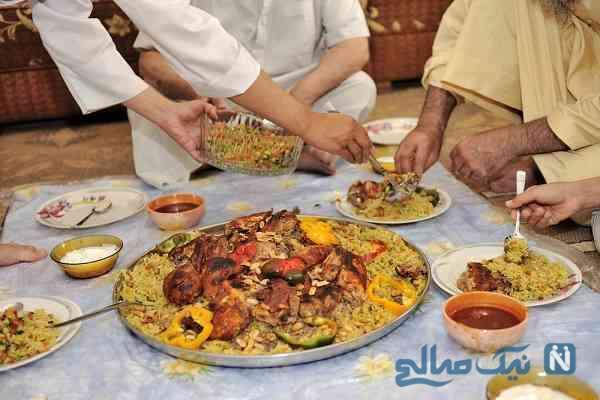آداب طب اسلامی در زمینه غذا خوردن