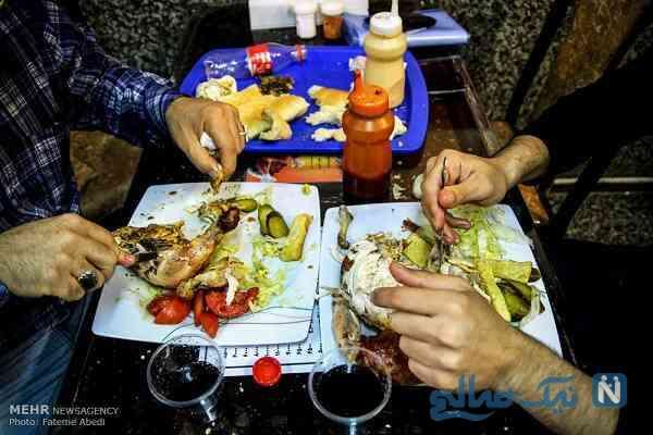 غذا خوردن در طب اسلامی