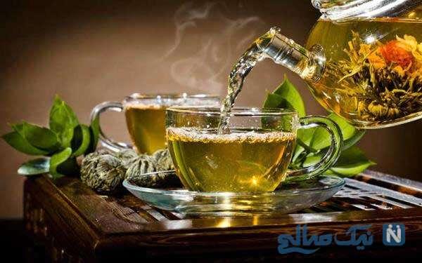 خاصیت چای سبز برای لاغری