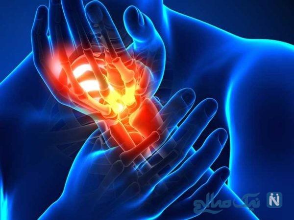 برای درمان التهاب در بدن چه بخوریم؟