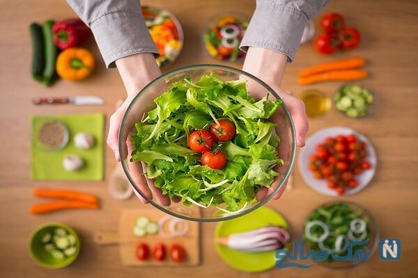 فواید خام مصرف کردن خوراکی ها از لبو تا سیر!