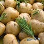 رژیم سیب زمینی و عوارضی که به بار می آورد!!