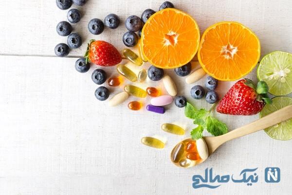 چه مواد غذایی مانع جذب کدام ویتامین می شود؟