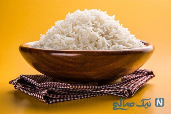 برنج چاق کننده تر است یا نان؟