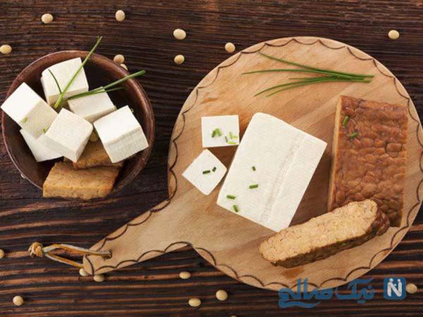 پنیر سویا