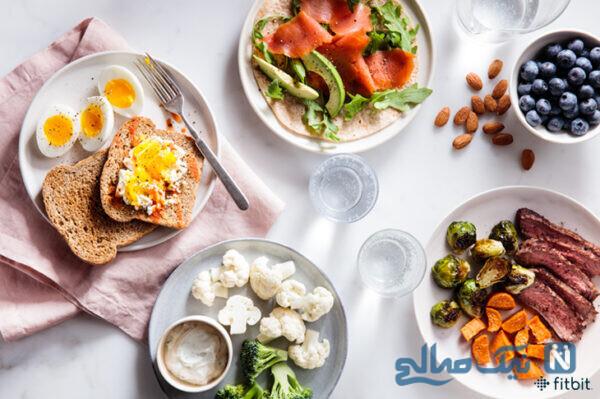 صبحانه برای افزایش وزن