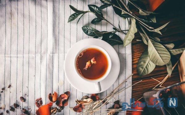 مضرات چای سیاه برای معده