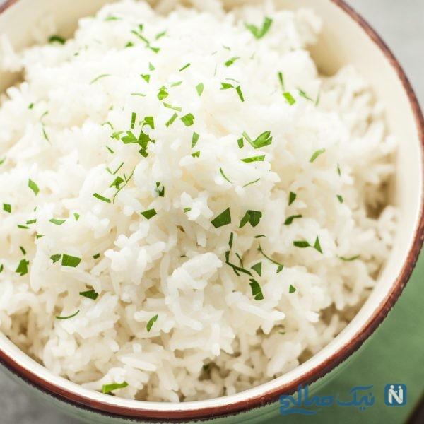 ارزش غذایی برنج کته