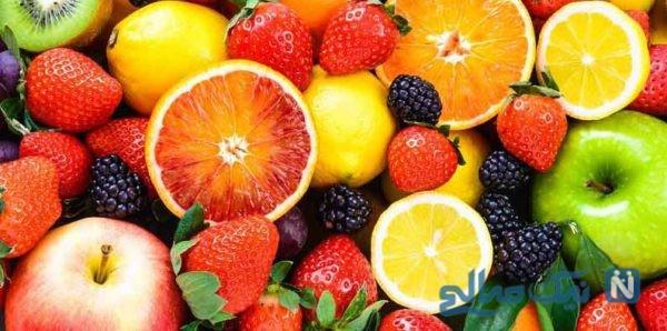 بهترین روش مصرف میوه