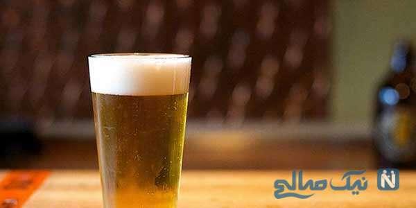 پرهیز از مصرف الکل