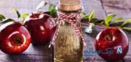 مواد مفید زیادی که در سرکه سیب وجود دارد!