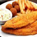 آیا سرخ کردن ماهی ضرر دارد یا خیر؟!