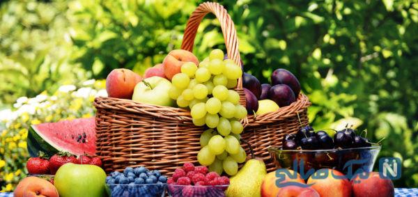 خواص درمانی میوه های تابستانی