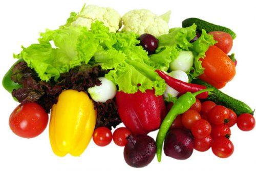 سبزی های مفید برای بدن