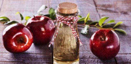 خوردن سرکه سیب قبل از غذا