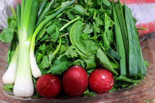 فواید بی نظیر سبزی خوردن