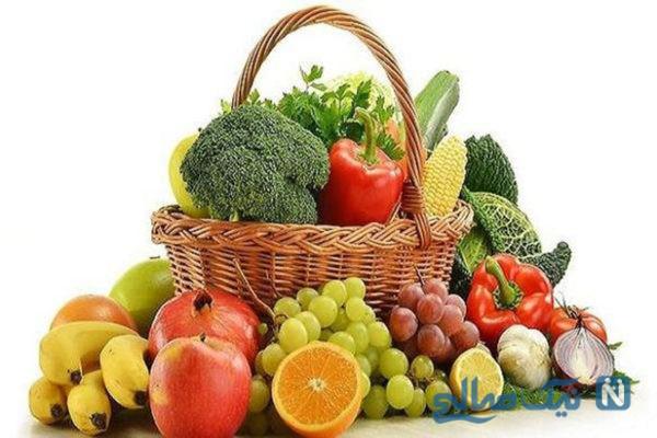 انواع سبزیجات تابستانی