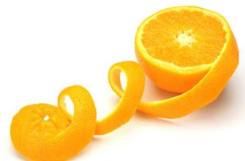 پوست پرتقال چه خواصی دارد