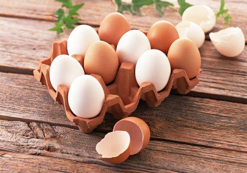 شستن تخم مرغ