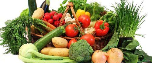 سبزیجات پاییزی