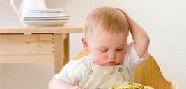 اصول تغذیه کودکان زیر یک سال!