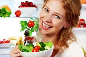 اصول و رعایت تغذیه سالم در دختران نوجوان!