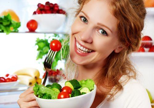 تغذیه سالم نوجوانان