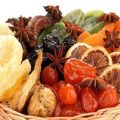 تاثیر میوه های خشک بر روی دندان ها!