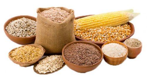 مواد غذایی پر کربوهیدرات