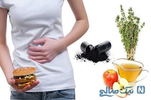 غذاهایی که شما را مسموم می کنند!