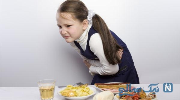 غذاهای مسموم کننده
