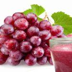 فایده های زیادی مصرف انگور قرمز!