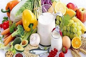 مواد غذایی سالم و مناسب برای بدن!