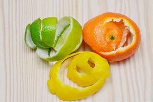 مواد مغذی موجود در پوست میوه ها و سبزیجات!