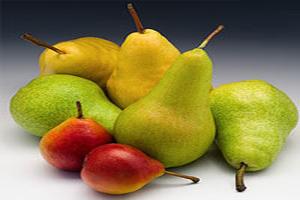 گلابی یک میوه ی پر از خاصیت های فوق العاده!