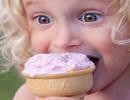 تاثیرات نامطلوب خوردن بستنی بر روی کودکان!