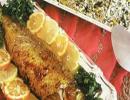خواص سبزی پلو و ماهی این غذای پرطرفدار!