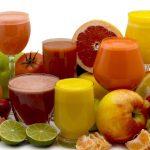 آب میوه های طبیعی چه نقشی در پاکسازی گوارش دارند؟!