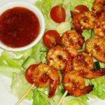 میگو جایگزین مغذی و لذیذی برای پروتئین گوشتهای قرمز!