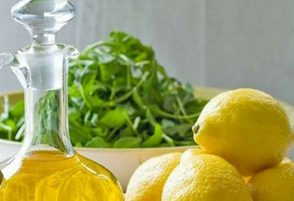 روغن زیتون و آب لیمو معجونی فوق العاده برای این بیماریها