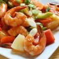 میگو یکی از بهترین و باارزش ترین خوراکی های دریایی!