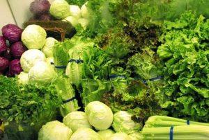 روش نگهداری سبزیجات