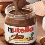 شکلات نوتلا یکی از پرطرفدارترین شکلات ها و مواد تشکیل دهنده آن!