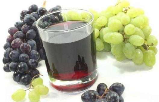 فایده های آب انگور