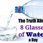 از اثرات مثبت نوشیدن آب در طول روز برای بدن چه میزان اطلاع دارید؟!