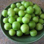 خواص گوجه سبز یکی از میوه های فصل بهار!